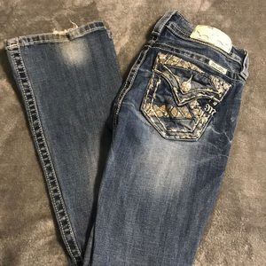 Miss Me jeans. Bootcut